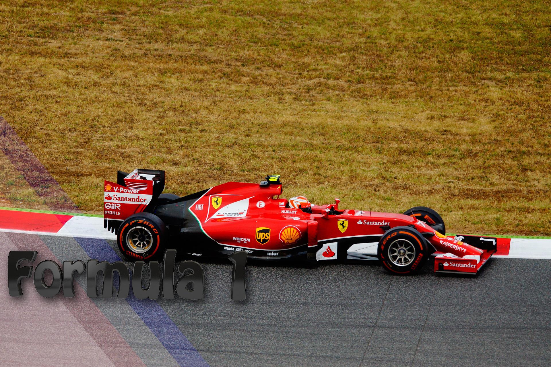 Formula One – ThePitcrewOnline