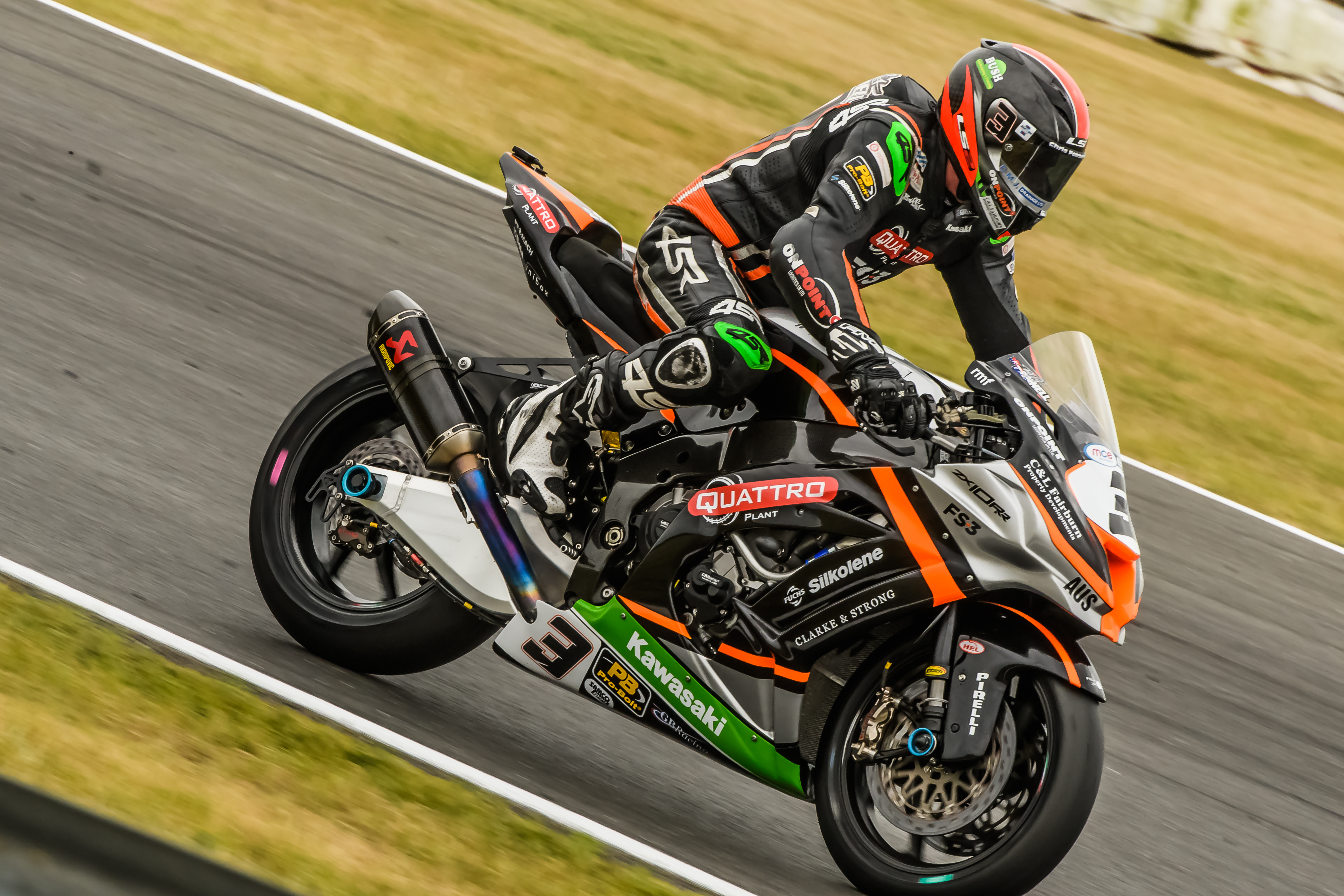 Nigel Snook (FS3 Quattro Plant Kawasaki Team Owner) Q&A: Watch This Space in 2018 – ThePitcrewOnline