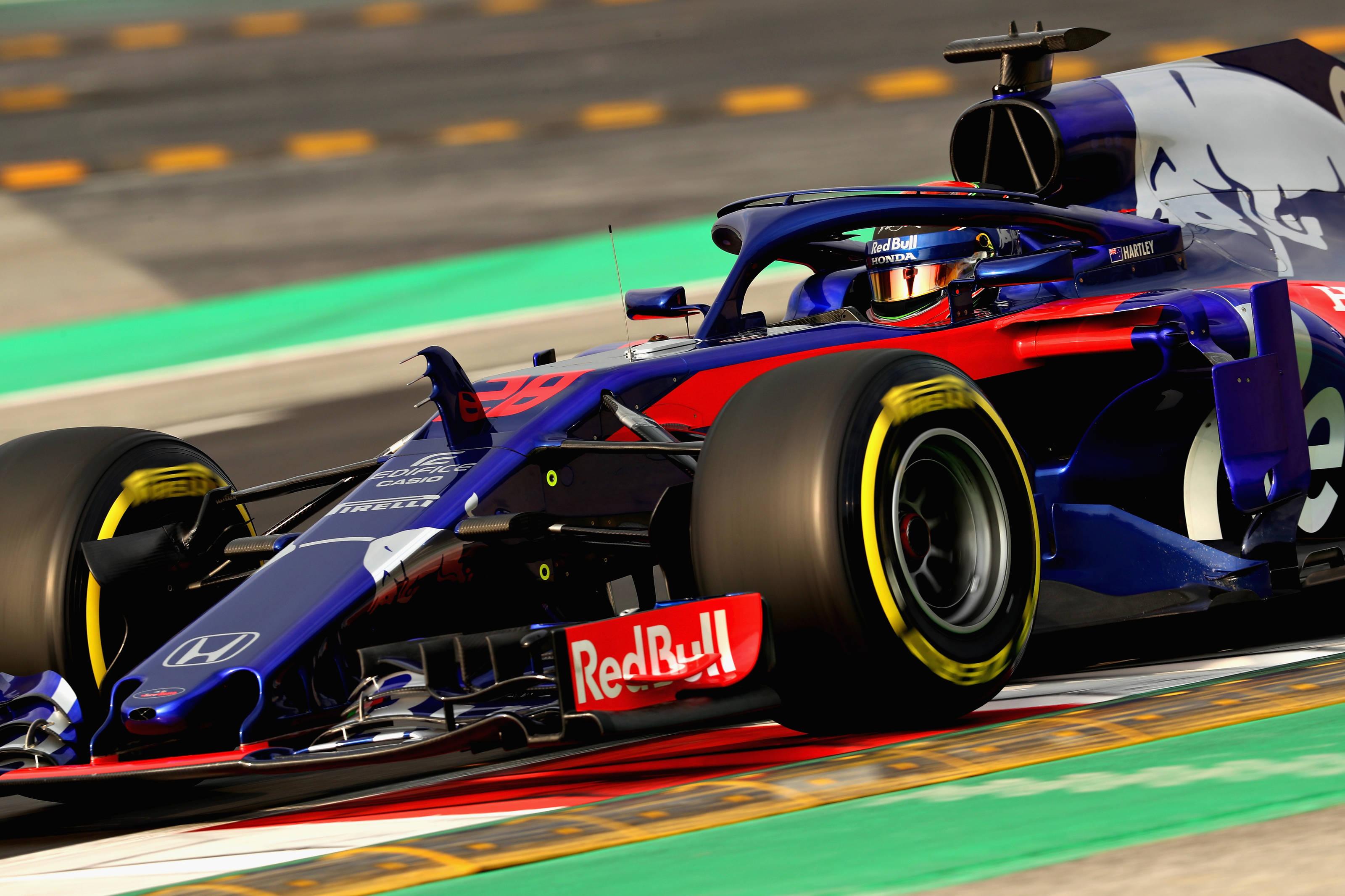 Ricciardo tops first 2018 test; Honda nears 100 laps – ThePitcrewOnline