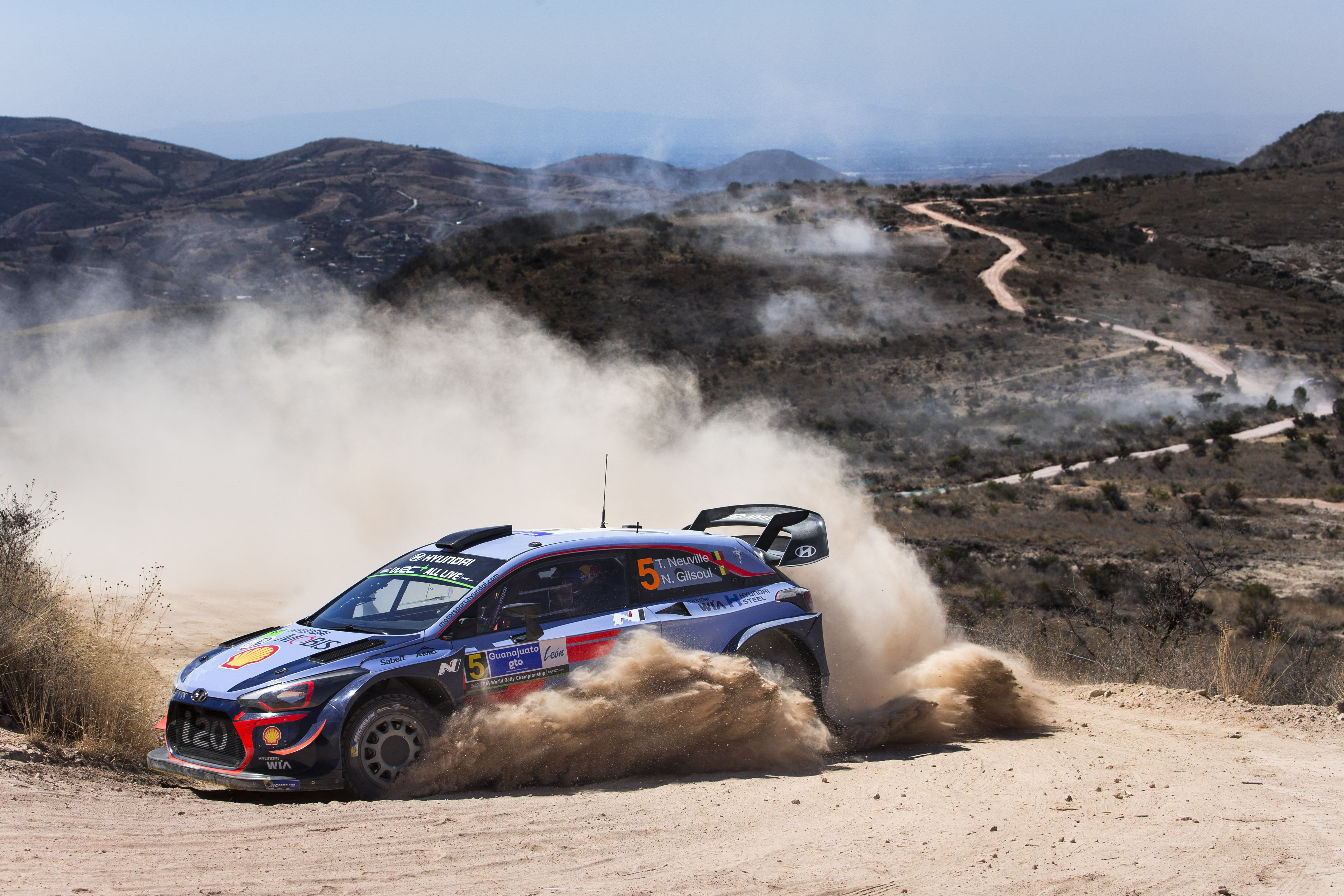 rally mexico 2018 review s bastien ogier and julien ingrassia conquer the mexican gravel. Black Bedroom Furniture Sets. Home Design Ideas