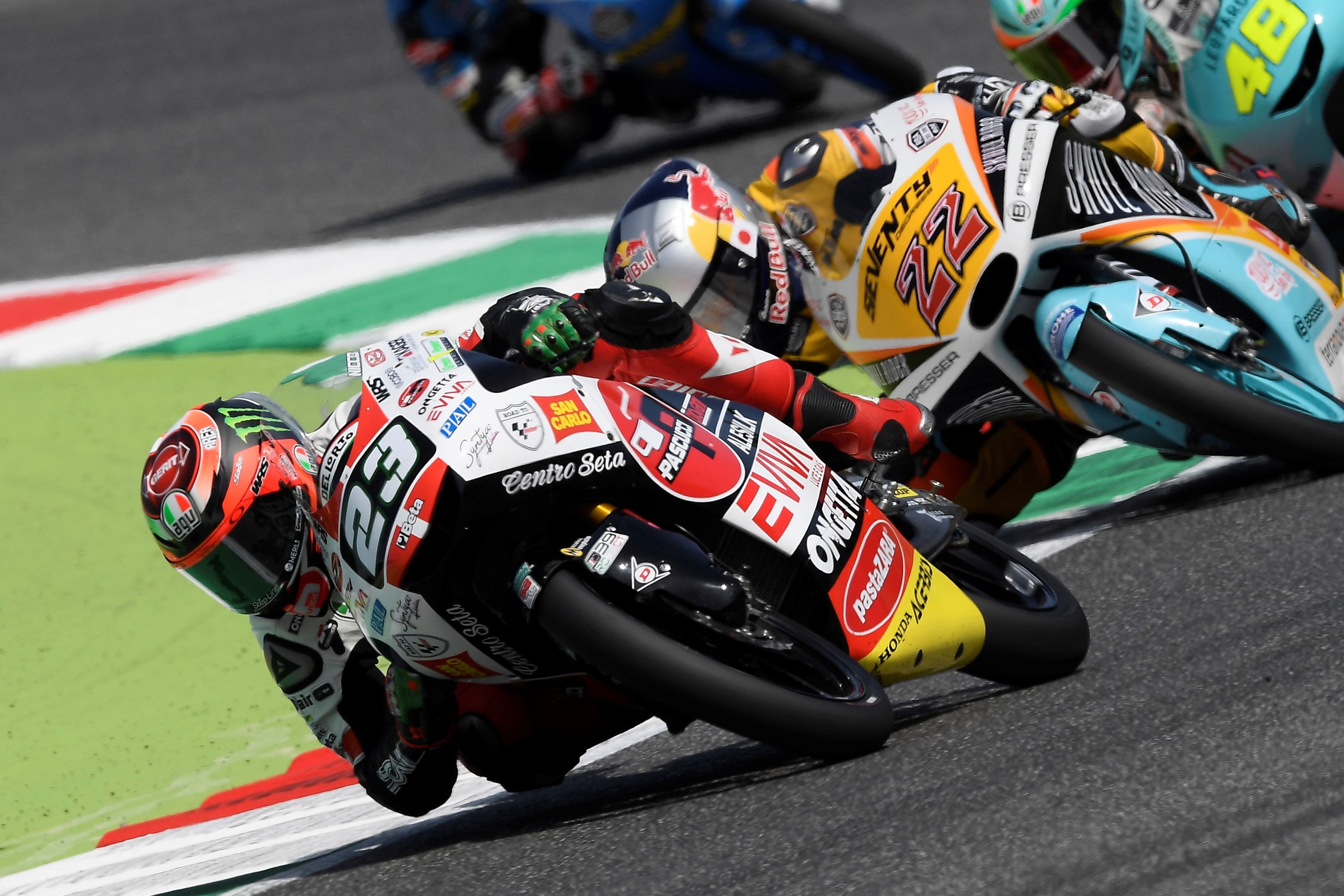 bagnaia still on top as moto2 heads to barcelona thepitcrewonline. Black Bedroom Furniture Sets. Home Design Ideas