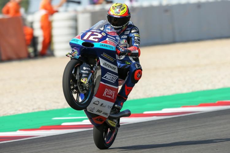 Martin  The Fight Continues in Misano Moto3 bc6c61425