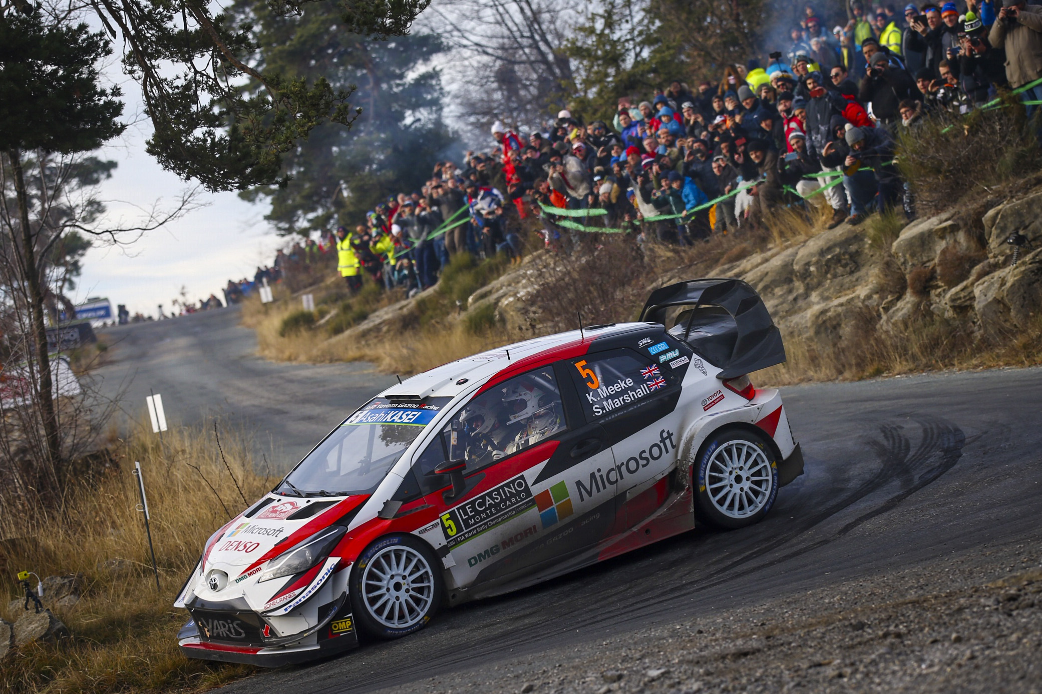 seb and julien make it six rallye monte carlo 2019 review thepitcrewonline. Black Bedroom Furniture Sets. Home Design Ideas