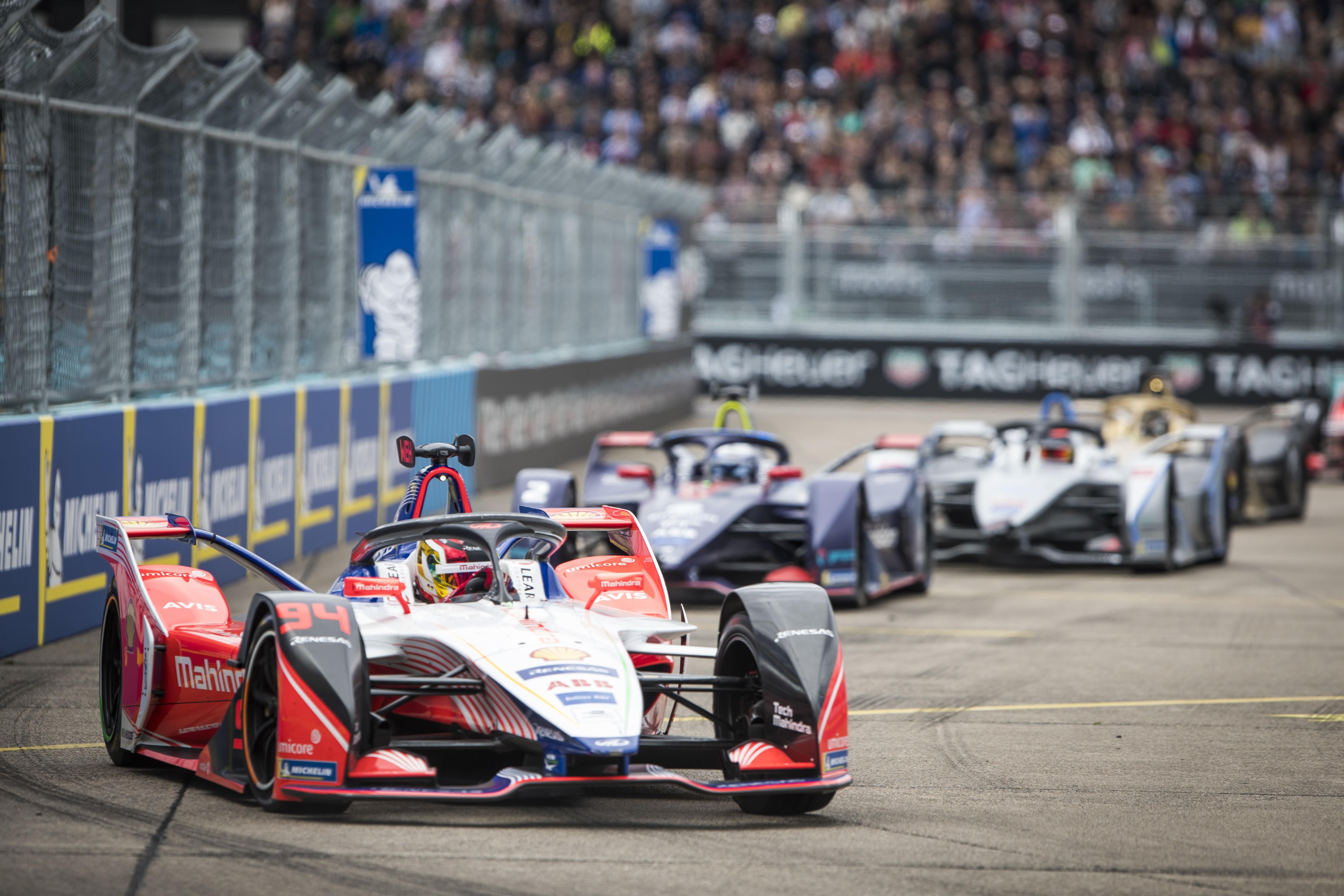 Formula E confirms Seoul and London in season six calendar